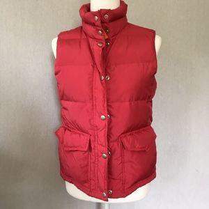 J.Crew Factory Vest size S